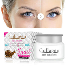 Upload image to gallery viewer, snail slime anti-aging cream