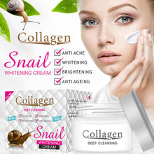 Load image in gallery viewer, anti blemish snail slime face cream