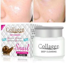 Load image in gallery viewer, snail slime anti age cream