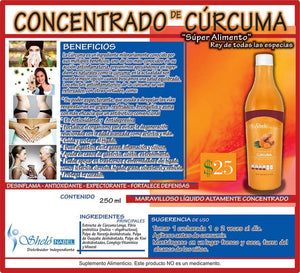 shelo nabel's turmeric concentrate