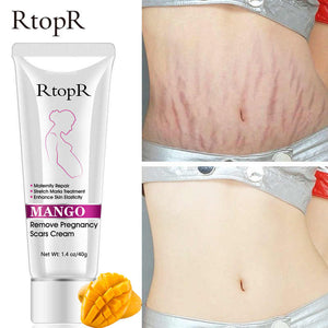 Creams for pregnancy: firming and natural anti-stretch marks