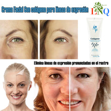 Upload image to the gallery viewer, expression cream with collagen shelo nabel