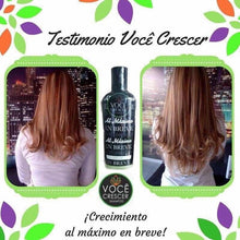 Load image in gallery viewer, voce crescer natural honey shampoo