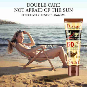 Whitening cream with sun protection