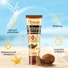 Upload Image to Gallery Viewer, Snail Collagen Vibrating Sunscreen SPF50