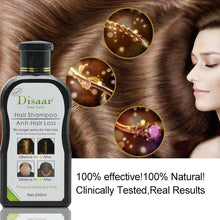 Upload image to gallery viewer, disaar shampoo to repair damaged hair