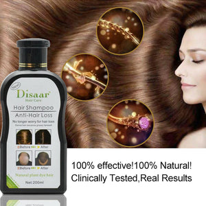 disaar shampoo to repair damaged hair