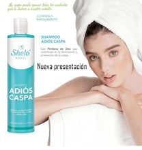 Upload image to the gallery viewer, shelo nabel dandruff shampoo