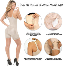 Load image in the gallery viewer, Colombian Shapewear Reducing and Shaping