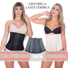 Load image in the gallery viewer, Colombian Latex Belt