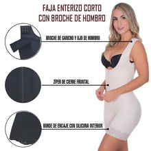 Load image in the gallery viewer, Girdles Reductoras Colombianas Modeladoras