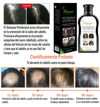 Load image in gallery viewer, hair loss and hair growth shampoo disaar