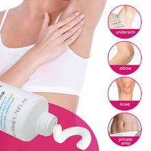 Load image in gallery viewer, whitening body cream for knees armpits and neck