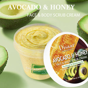 Disaar Avocado & Honey & Castor Oil Moisturizing Cream