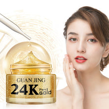 Load image in the gallery viewer, 24 karat gold anti expression lines cream