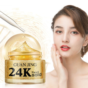 24 karat gold anti expression lines cream