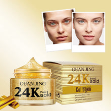 Load image in gallery viewer, 24 karat anti wrinkle face cream