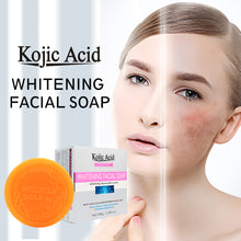 Load Image in Gallery Viewer, Kojic Acid Bleach Soap with Collagen
