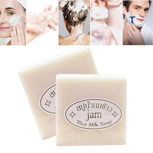 whitening soap with coconut oil