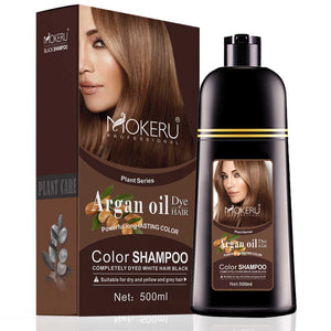 Mokeru color shampoo