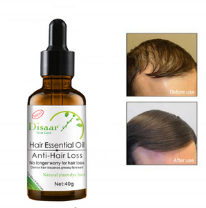 anti hair loss and hair growth essential oil