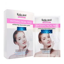 Load image in gallery viewer, kojic acid whitening and moisturizing masks