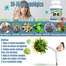 Load image in gallery viewer, Vitamins that improve your immune system