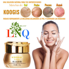 Load image in gallery viewer, koogis anti blemish face cream