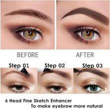 Upload image to gallery viewer, long-lasting eyebrow pencil, like a painless tattoo