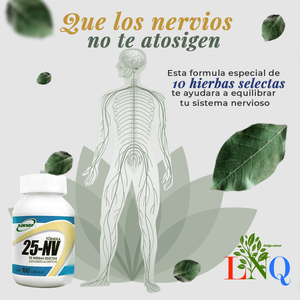 herbal supplement to control nerves