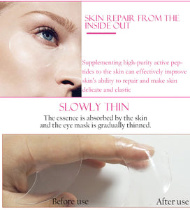 patches with collagen to eliminate dark circles