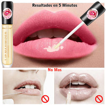 Load image in gallery viewer, lip gloss with collagen