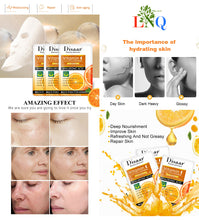 Upload image to gallery viewer, vitamin c facial mask for fine lines