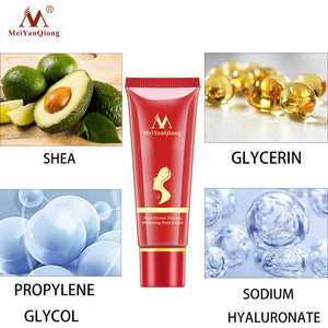Hygrdientes MeiYanQiong Neck Care Cream