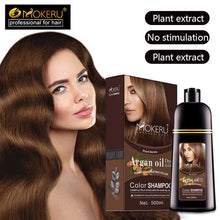 Upload image to gallery viewer, mokeru color argan oil shampoo