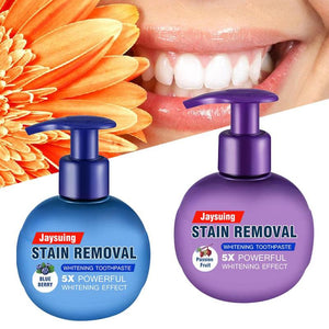 ingredients intensive whitening toothpaste to remove stains