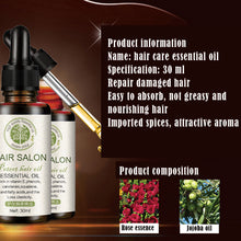 Upload image to gallery viewer, natural oil to restore hair stop hair loss and alopesia