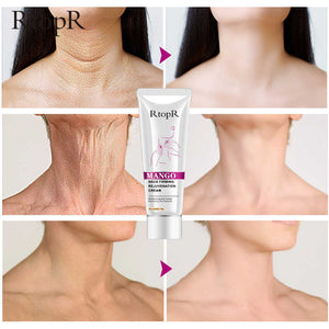 moisturizing and anti-aging cream for the neck