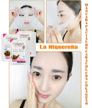 Load image in gallery viewer, collagen facial whitening mask
