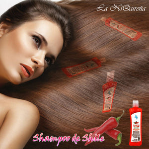 maximum growth with shelo nabel chili shampoo