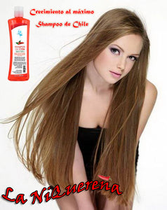 beautiful hair with shelo nabel chili shampoo