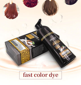 shampoo color negro