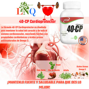 cardioprotective supplement for the heart