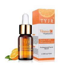 Load image in gallery viewer, Vitamin C Anti Wrinkle Essence Liquid Hyaluronic Acid