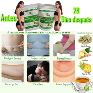 Organic tea that you should drink daily to lose weight