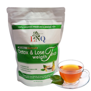 Tea to lose weight and burn fat