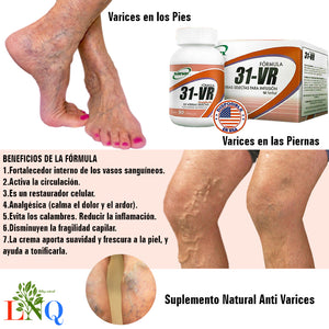 natural pills to reduce inflammation of varicose veins