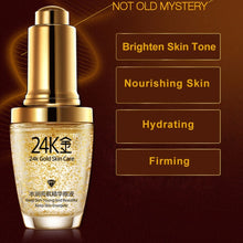Upload image to gallery viewfinder, 24K Bioaqua to hydrate skin