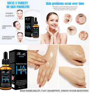 hyaluronic acid facial serum