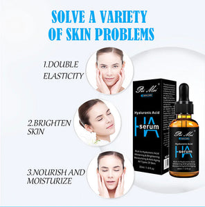 hyaluronic acid anti aging facial serum